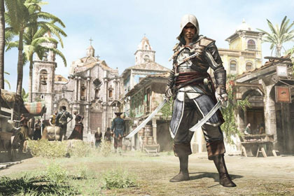 �������� Assassin's Creed 4: Black Flag